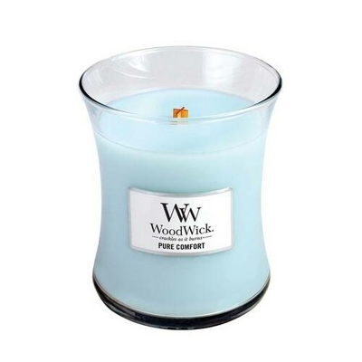 Bougie Confort Exquis moyenne jarre - WoodWick