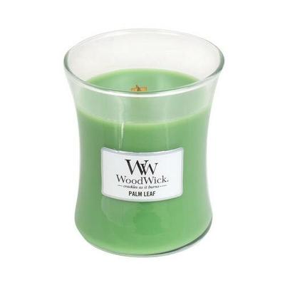 Bougie Feuille De Palmier moyenne jarre - WoodWick