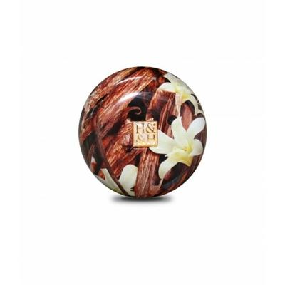 Bougie parfumée Bois De Santal Et Vanille 115g - Heart & Home 2