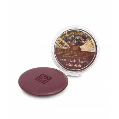 Galet de cire parfumé Cerise Noire Gourmande 26g - Heart & Home