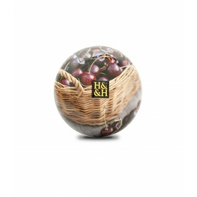 Bougie parfumée Cerise Noire Gourmande 115g - Heart & Home 2
