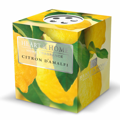 Bougie Citron D'Amalfi votive