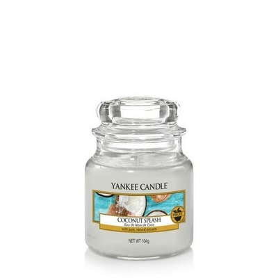 Bougie Coconut Splash petite jarre