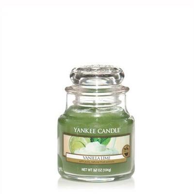 Bougie Vanilla Lime petite jarre
