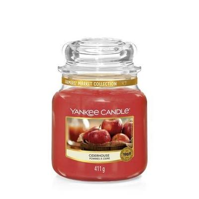 Bougie Ciderhouse moyenne jarre