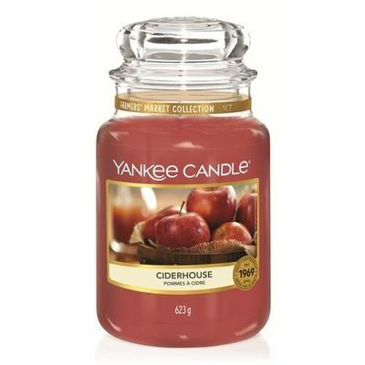 Bougie Ciderhouse grande jarre - Yankee Candle