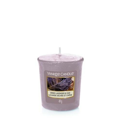 Bougie Dried Lavender & Oak votive