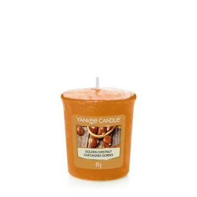 Bougie Golden Chestnut votive