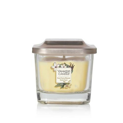 Bougie Nectar Sucré petite jarre (gamme Elevation)