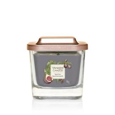 Bougie Figue & Clous De Girofle petite jarre (gamme Elevation)