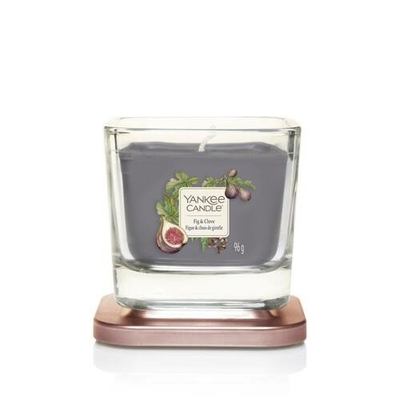 Bougie Figue & Clous De Girofle petite jarre (gamme Elevation) - Yankee Candle 2