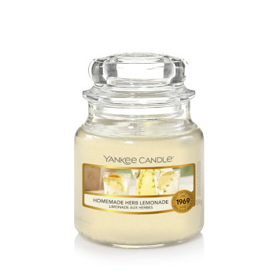 Bougie Homemade Herb Lemonade petite jarre