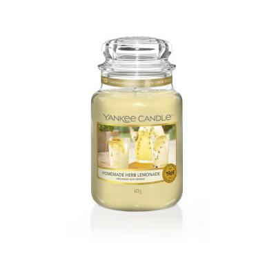 Bougie Homemade Herb Lemonade grande jarre
