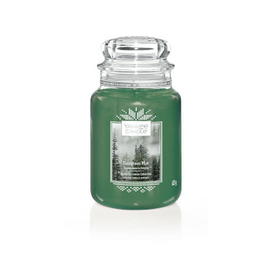 Bougie Evergreen Mist grande jarre