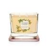 Bougie Fève Tonka & Potiron moyenne jarre (gamme Elevation) - Yankee Candle 2