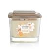 Bougie Riz Au Lait & Miel moyenne jarre (gamme Elevation) - Yankee Candle 1