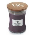 Bougie Mûre Épicée moyenne jarre - WoodWick 1