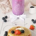 Bougie-bijou Blueberry Pancakes (boucles doreilles) - JewelCandle