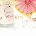 Bougie-bijou Congratulations (boucles doreilles) - JewelCandle 2