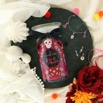 Bougie-bijou Dia De Muertos (bracelet) - JewelCandle 2