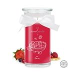 Bougie-bijou Red Berries - JewelCandle