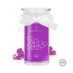 Bougie-bijou Tender Violet - JewelCandle
