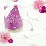Bougie-bijou Tender Violet (collier) - JewelCandle