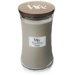 Bougie Au Coin Du Feu grande jarre - WoodWick 1