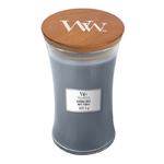Bougie Nuit D'Onyx grande jarre - WoodWick 1