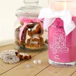 Bougie-bijou Sweet Cookies (boucles doreilles) - JewelCandle