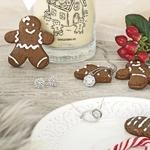 Bougie-bijou Gingerbread Cookies (bracelet) - JewelCandle