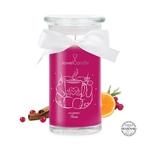 Bougie-bijou Cranberry Punch - JewelCandle
