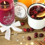 Bougie-bijou Cranberry Punch (collier) - JewelCandle