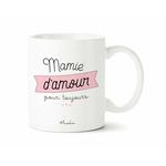 Mug Mamie d'amour pour toujours 1
