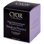 Boîte bougie Balade En Provence 2 mèches - Cyor