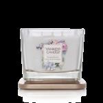 Bougie Fleur De La Passion 2 moyenne jarre (gamme Elevation) - Cyor
