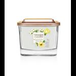 Bougie Fleur De Coton petite jarre - (gamme Elevation) - Yankee Candle