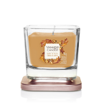 Bougie Chêne Et Ambre 2 petite jarre (gamme Elevation) - Yankee Candle