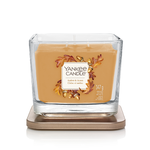 Bougie Chêne Et Ambre 2 moyenne jarre (gamme Elevation) - Yankee Candle