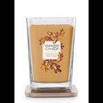 Bougie Chêne Et Ambre 2 grande jarre (gamme Elevation) - Yankee Candle