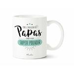 Mug Être le meilleur des papas c'est mon super pouvoir 1