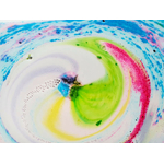 Boule de bain Watercolours Amour & More - Bomb Cosmetics 2