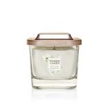 Bougie Linge Propre petite jarre (gamme Elevation) - Yankee Candle