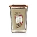 Bougie Bois Soyeux grande jarre (gamme Elevation) - Yankee Candle 1