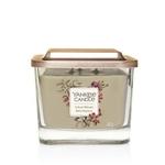 Bougie Bois Soyeux moyenne jarre (gamme Elevation) - Yankee Candle 1