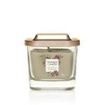 Bougie Bois Soyeux petite jarre (gamme Elevation) - Yankee Candle