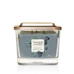 Bougie Mûres Sauvages moyenne jarre (gamme Elevation) - Yankee Candle 1
