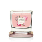 Bougie Pivoine Du Matin petite jarre (gamme Elevation) - Yankee Candle 2