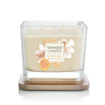 Bougie Riz Au Lait & Miel moyenne jarre (gamme Elevation) - Yankee Candle 2