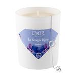 Bougie-bijou Violette - Cyor 1